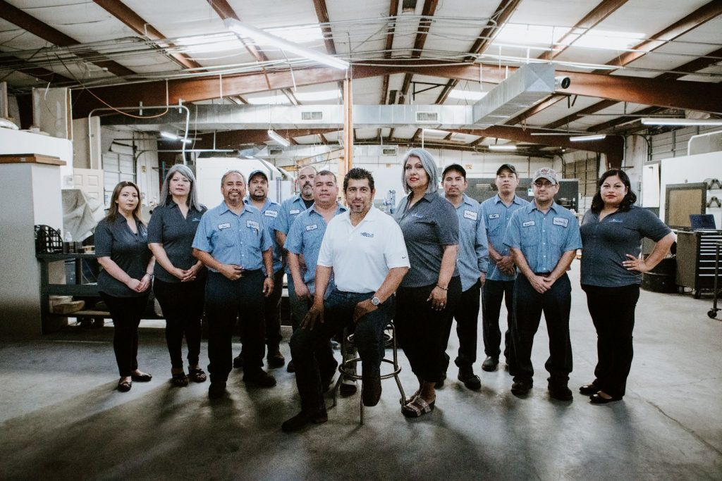 Photo of the Noble Machine Staff